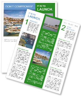 0000086846 Newsletter Templates