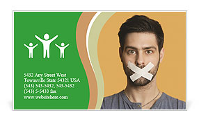0000086854 Business Card Template