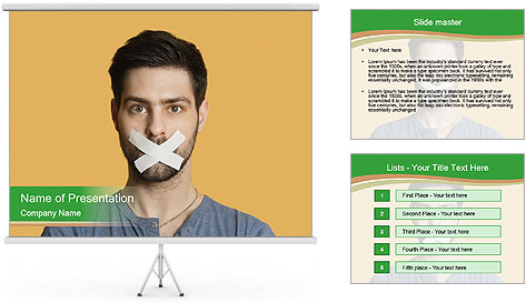0000086854 PowerPoint Template