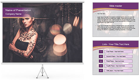 0000086878 PowerPoint Template
