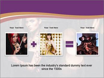 0000086878 PowerPoint Templates - Slide 22