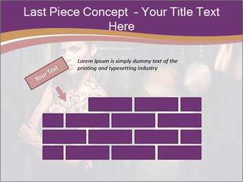 0000086878 PowerPoint Templates - Slide 46