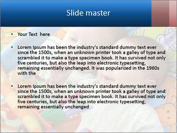 0000086882 PowerPoint Template - Slide 2
