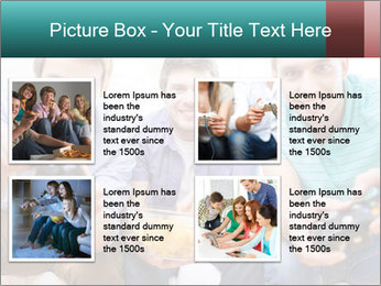 0000086883 PowerPoint Templates - Slide 14