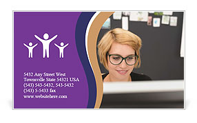 0000086884 Business Card Template