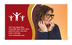 0000086886 Business Card Template