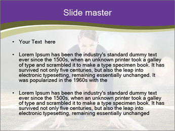 0000086887 PowerPoint Template - Slide 2