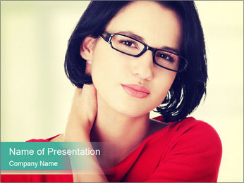 0000086891 PowerPoint Template - Slide 1