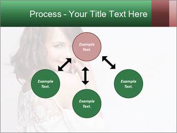 Portrait of mature woman PowerPoint Templates - Slide 91
