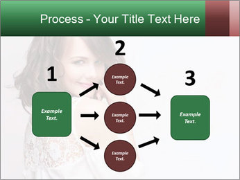 Portrait of mature woman PowerPoint Template - Slide 92