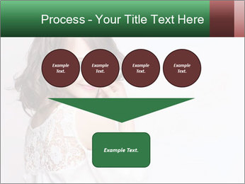 Portrait of mature woman PowerPoint Templates - Slide 93