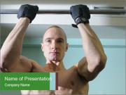 Bodybuilder PowerPoint Template