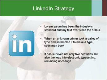 Bodybuilder PowerPoint Template - Slide 12