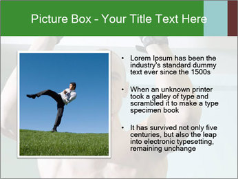 Bodybuilder PowerPoint Template - Slide 13