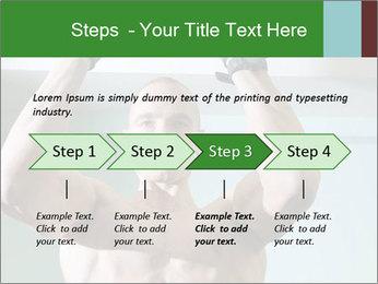 Bodybuilder PowerPoint Template - Slide 4