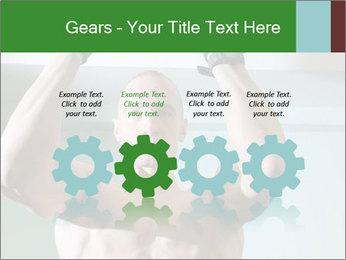 Bodybuilder PowerPoint Template - Slide 48