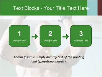 Bodybuilder PowerPoint Template - Slide 71