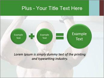 Bodybuilder PowerPoint Template - Slide 75
