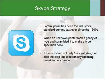 Bodybuilder PowerPoint Template - Slide 8