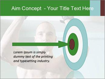 Bodybuilder PowerPoint Template - Slide 83