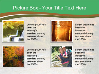 Fall Fishing PowerPoint Template - Slide 14
