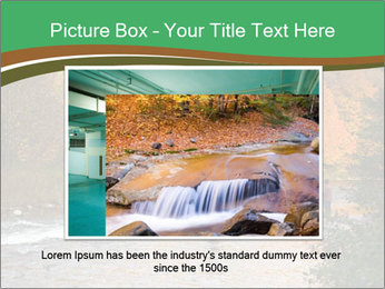 Fall Fishing PowerPoint Template - Slide 15