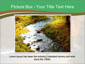 Fall Fishing PowerPoint Template - Slide 16