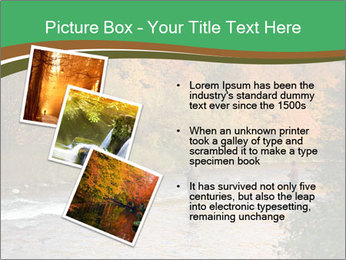 Fall Fishing PowerPoint Template - Slide 17