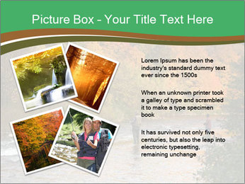 Fall Fishing PowerPoint Template - Slide 23