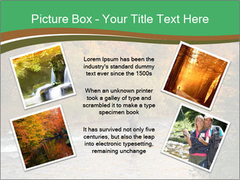 Fall Fishing PowerPoint Template - Slide 24