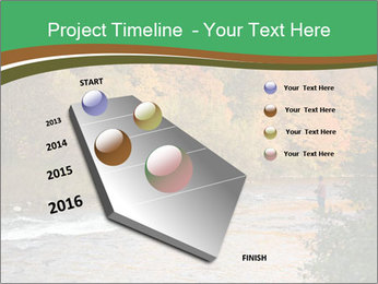 Fall Fishing PowerPoint Template - Slide 26