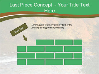 Fall Fishing PowerPoint Template - Slide 46