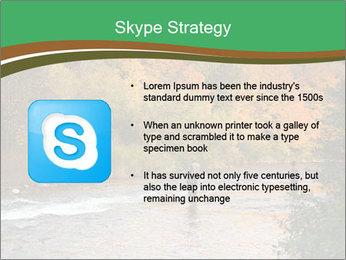 Fall Fishing PowerPoint Template - Slide 8