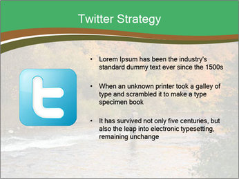Fall Fishing PowerPoint Template - Slide 9
