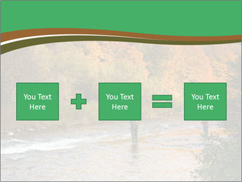 Fall Fishing PowerPoint Template - Slide 95
