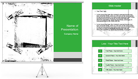 0000086909 PowerPoint Template
