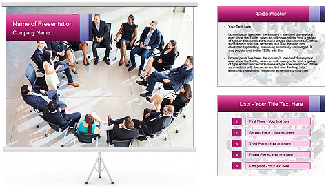 0000086916 PowerPoint Template