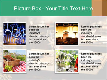 Fine table setting PowerPoint Templates - Slide 14