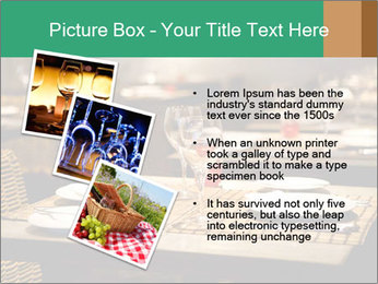 Fine table setting PowerPoint Templates - Slide 17