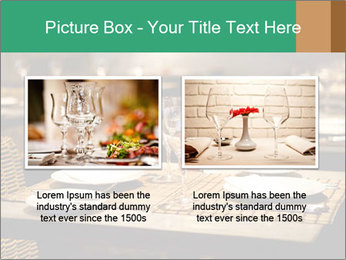 Fine table setting PowerPoint Templates - Slide 18