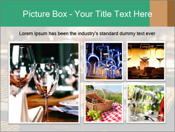 Fine table setting PowerPoint Templates - Slide 19