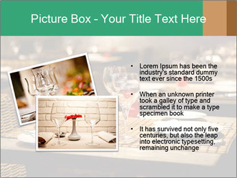 Fine table setting PowerPoint Templates - Slide 20