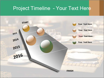 Fine table setting PowerPoint Templates - Slide 26