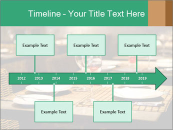 Fine table setting PowerPoint Templates - Slide 28