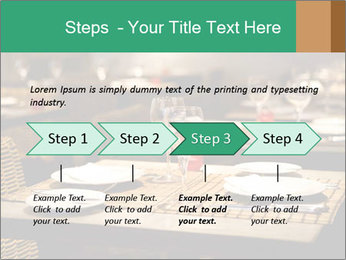 Fine table setting PowerPoint Templates - Slide 4