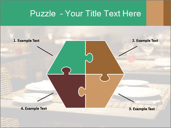 Fine table setting PowerPoint Templates - Slide 40