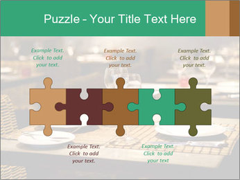 Fine table setting PowerPoint Templates - Slide 41