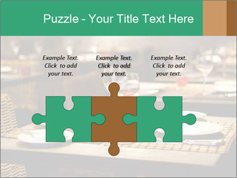 Fine table setting PowerPoint Templates - Slide 42