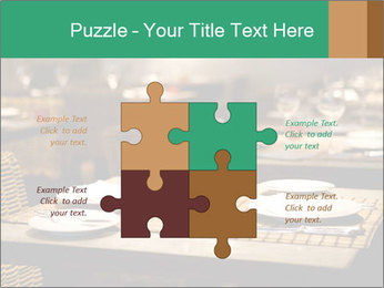 Fine table setting PowerPoint Templates - Slide 43