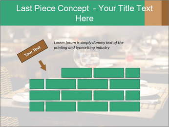 Fine table setting PowerPoint Templates - Slide 46